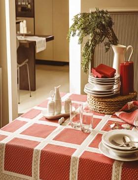 Tovaglia natalizia - Miriam...