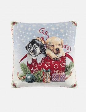Cuscino arredo Natale -...