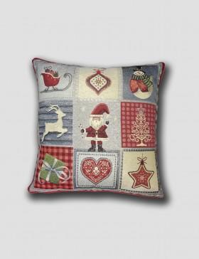 Cuscino arredo Natale - Xmas