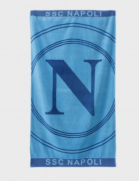 Telo mare - doccia SSC Napoli