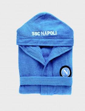 Accappatoio bambino SSC Napoli