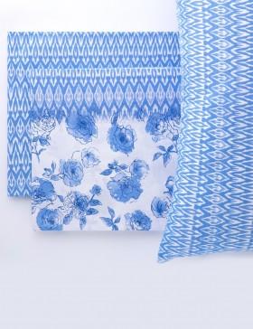 Completo lenzuola letto Denia