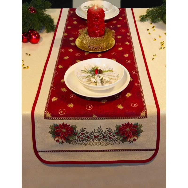 Centrotavola Stella Di Natale.Centro Tavola Natalizio Stella Di Natale
