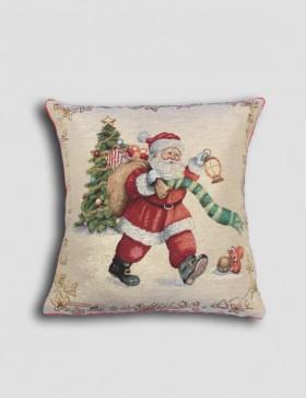 Cuscino arredo Natale - Albero