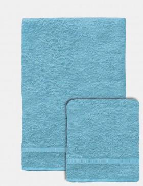 Coppia asciugamani tinta...